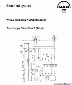 Man F2000 Wiring Diagram