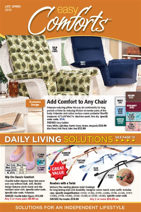 easy comforts catalog easy comforts catalog
