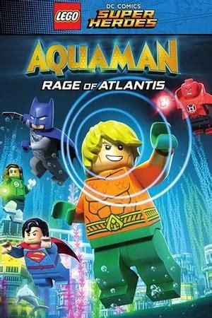 lego dc super heroes aquaman rage  atlantis
