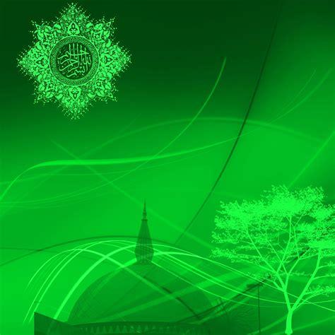 koleksi wallpaper islam hijau wallpaper kayu