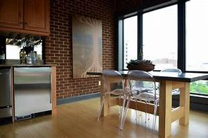 chaise kartell et lampe kartell pour une deco moderne With salle À manger contemporaine avec objet original deco