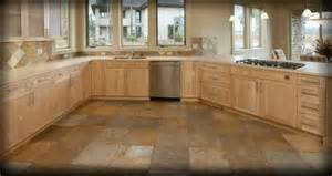 Sandstone Flooring For Kitchens by Flooring For Kitchens Decosee