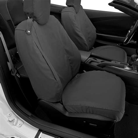 custom seat covers  late model muscle cars covercraft