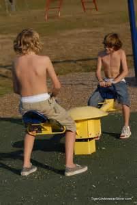 Boys Tiger Underwear Blog