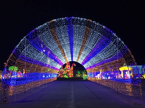 gtd lights up the largest light festival in