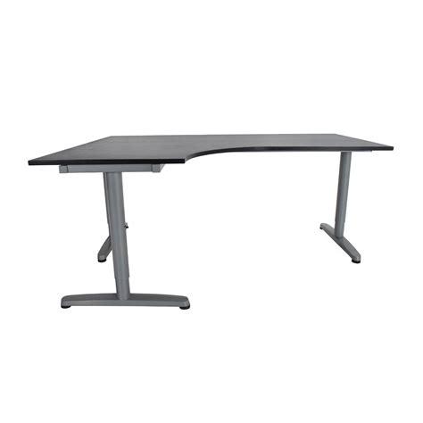 85 off ikea galant corner desk tables
