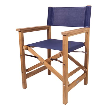 seateak teak director s chair west marine