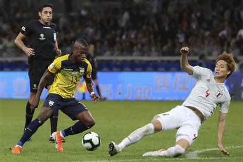 The copa américa is south america's major tournament in senior men's soccer and determines the continental champion. Copa America: Ecuador and Japan have 1-1 draw on way to ...