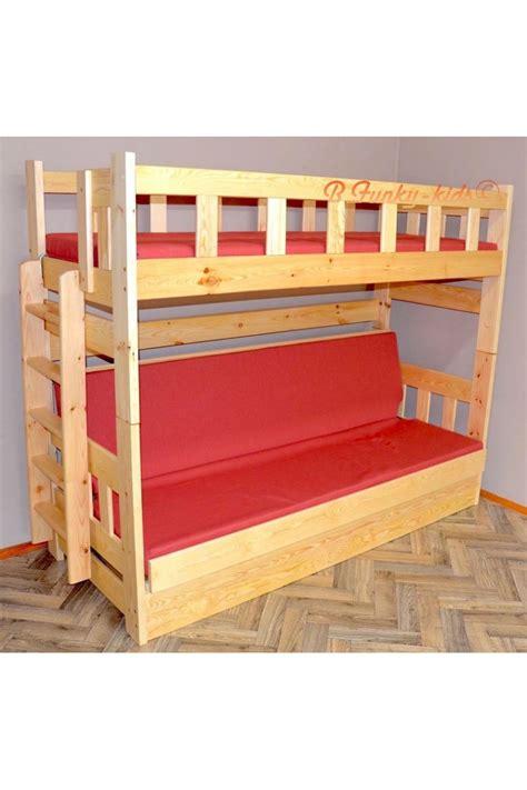 cama litera de madera maciza fabio  colchones