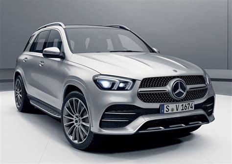 You must get the wonderful red contrast. รีวิว Mercedes-Benz GLE 300 d 2020 ใหม่ ราคา 5.19 ล้าน