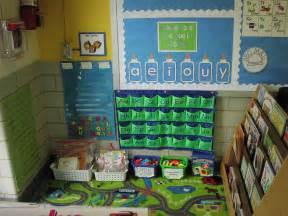 Kindergarten Classroom Center Ideas