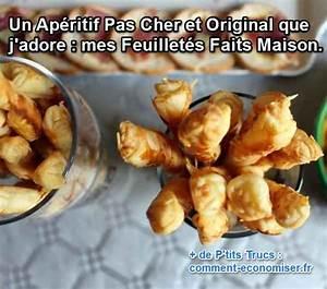 Un Apritif Pas Cher Et Original Que J39adore Mes