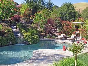 Hillside Landscape Design Landscape Contemporary Stone Retaining Wall Hillside Garden Beautiful Hillside Landscaping
