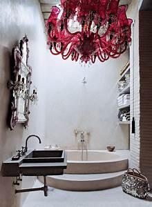 Salle De Bain Exotique : salle de bain exotique design marie claire ~ Teatrodelosmanantiales.com Idées de Décoration