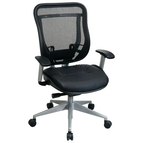 Copa Chairs Platinum Series by Space Seating 818 Series Executive High Back Office Chair