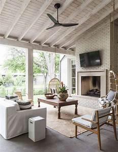 20 idees de tapis dexterieur reussir la deco du coin With photo deco terrasse exterieur 7 deco fausse cheminee