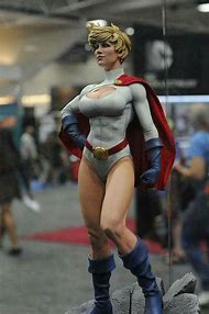 Sideshow Collectibles Power Girl
