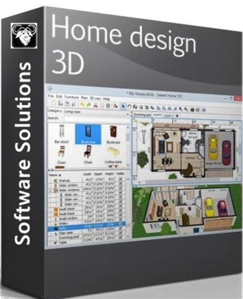 office home design  graphics cad interior design