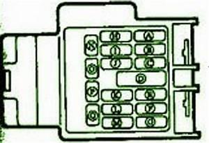 1999 Mazda Xedos Fuse Box Diagram  U2013 Auto Fuse Box Diagram