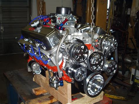 Big Block Chevy Engine Diagram by 540 640hp Stage Five Chevrolet Big Block Crate