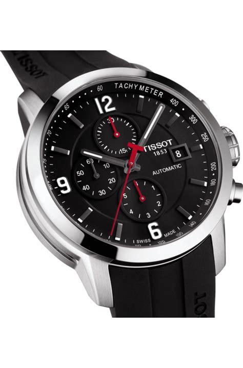 Tissot Prc 200 Chrono Leather Brw orologio tissot prc 200 t0554271705700 174 italia