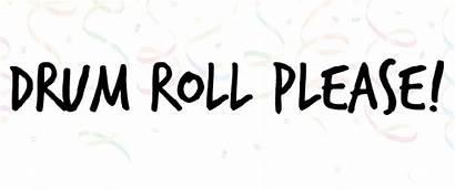 Winner Week Plus Roll Drum Drumroll Carol