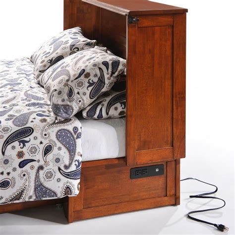 clover murphy bed cabinet   great guest bed