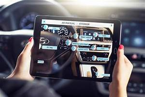 Hyundai Unveils An Augmented-reality Owner U0026 39 S Manual