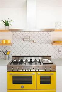 best 25 mustard yellow kitchens ideas on pinterest With best brand of paint for kitchen cabinets with fish scale wall art