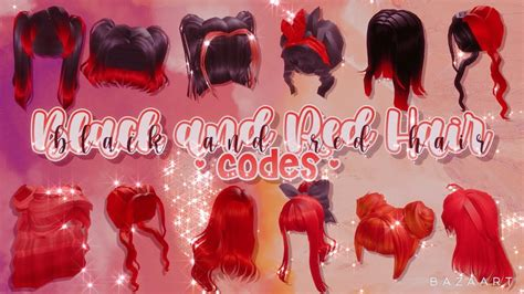 Codes john roblox october 21, 2020. Black and Red Hair Codes! | Roblox Bloxburg - YouTube