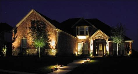 outdoor accent lighting some great and decorative outdoor lighting ideas inhabit