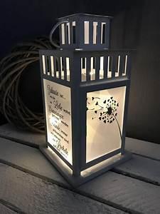 Laterne Dekorieren Lichterkette : laterne mit zuhause spruch deko landhaus geschenk lampe landhaus lampen laterne zuhause ~ Watch28wear.com Haus und Dekorationen
