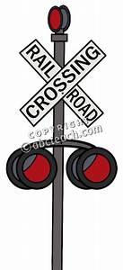Railroad Signal Clipart - Clipart Suggest