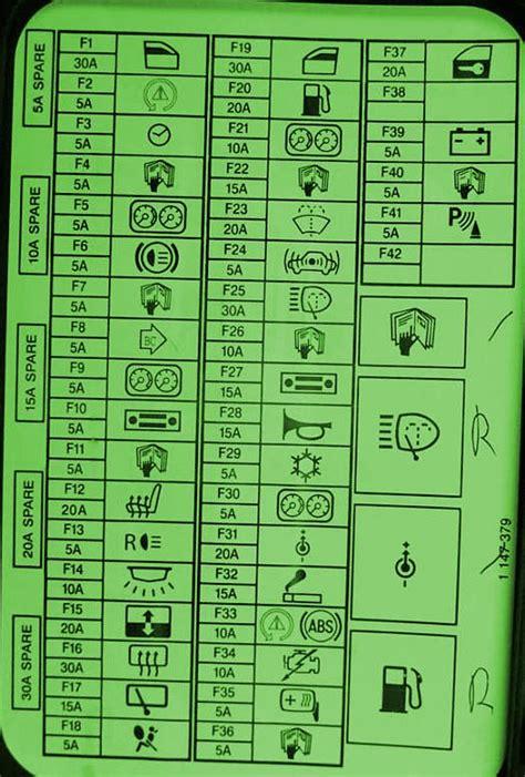 2012 mini cooper clubman fuse box diagram circuit