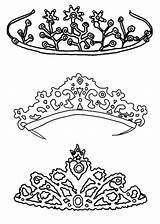Coloring Crown Princess Pages Royal Tiara Queen Drawing Printable King Netart Jewels Crowns Pencil Pretty Sketch Template Getdrawings Colouring Sheets sketch template