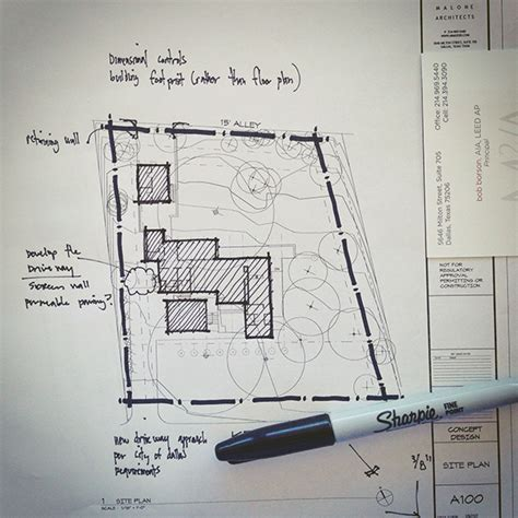 architectural site plan architectural sketch site plan line weight architectural