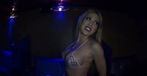 Busty Capri Strip Club Behind The Scenes Fun Capri