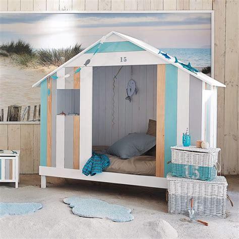 chambre plage idée déco chambre fille deco clem around the corner