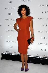 Tracee Ellis Ross Photos Photos - Elle Magazine 25th ...