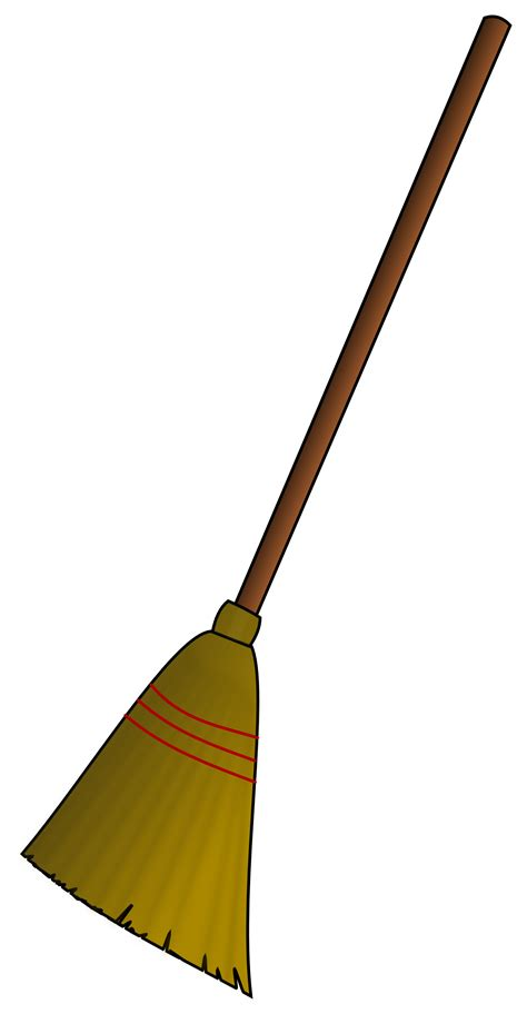 Broom Clip Witch Broom Clipart Clipart Panda Free Clipart Images