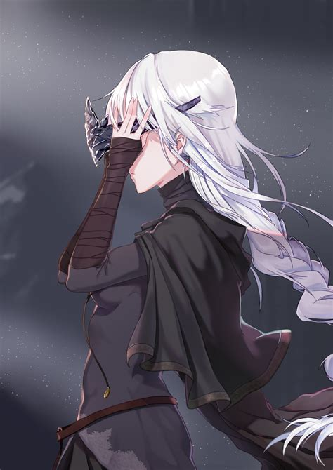 Best Girl With White Hair Ideas And Images On Bing Find What You