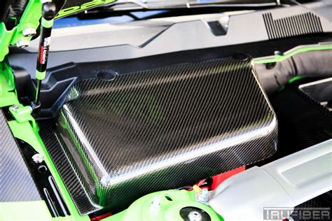 trucarbon battery covers engine dress  accessories