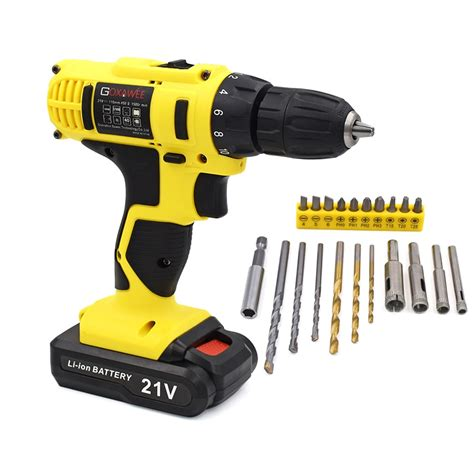 electric screwdriver  battery operated cordless