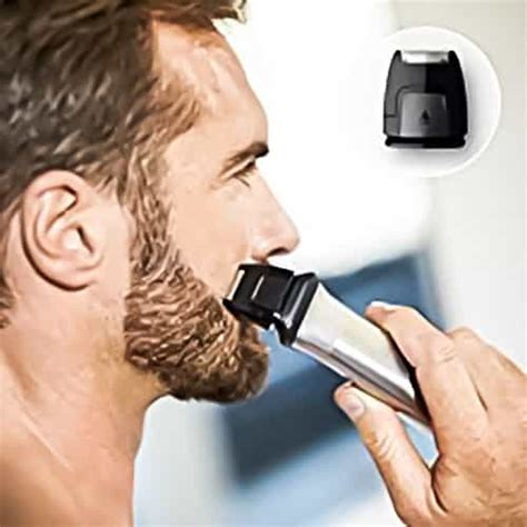 philips norelco multigroom   trimmer review  pieces