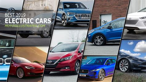 What Is The Best Electric Car by 10 Best Electric Cars Of 2019 In Canada Motor Illustrated