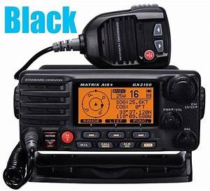 Standard Horizon Gx2150 Matrix Ais  Vhf Radio With Ais