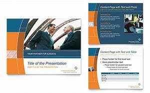 investment services powerpoint presentation template design With investment banking powerpoint templates