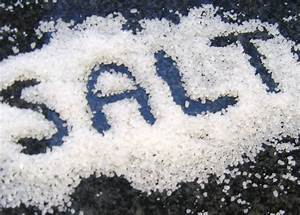 Salt To Taste  A Doctor U2019s Take On Sodium Intake