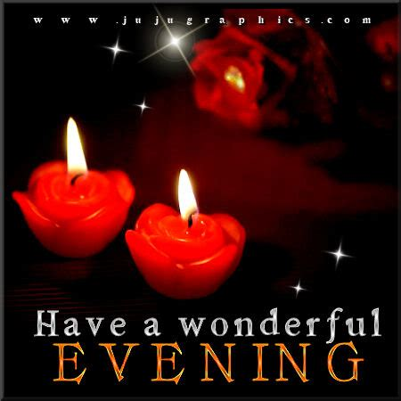 wonderful evening graphics quotes comments