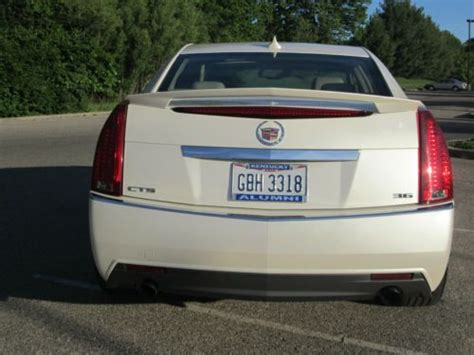 Purchase Used Absolutely Gorgeous 2010 Cadilac Cts In